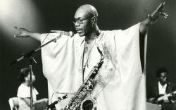African saxophone legend dies of Covid-19