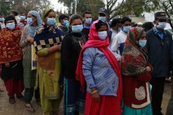 CORONAVIRUS: India to enter 'total lockdown' after spike in cases