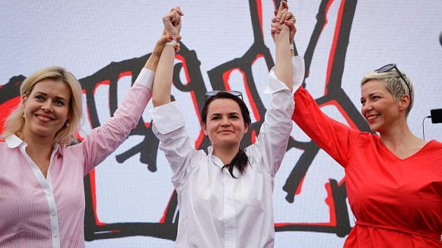 Belarus presidential elections: Meet the three women teaming up to take on 'Europe's last dictator'