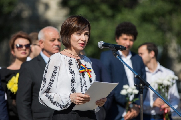 Pro-EU opposition candidate Maia Sandu has ousted incumbent Igor Dodon to become Moldova's new president