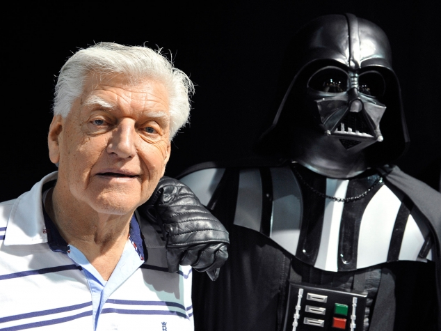 A murit actorul care l-a interpretat pe Darth Vader în trilogia Star Wars
